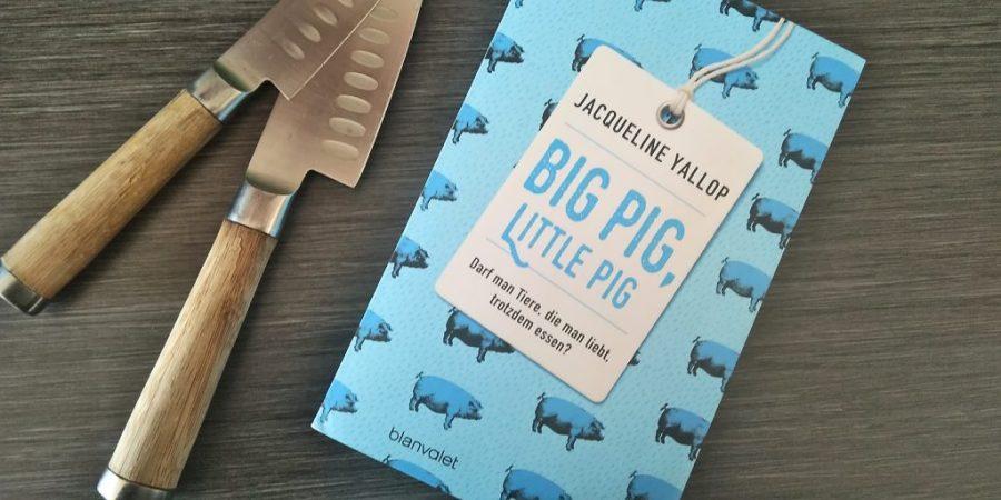 Bücher unter dem Radar: Big Pig, Little Pig