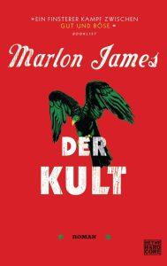 Der Kult von Marlon James, Cover