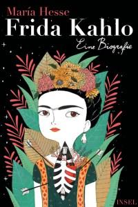 María Hesse: Frida Kahlo Cover