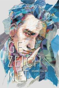 Osamu Dazai, Gezeichnet Cover