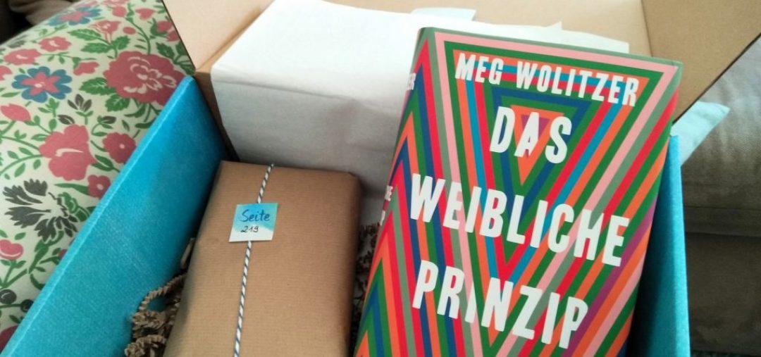 Schmökerbox Juli 2018 Buch & Buch-Goodie