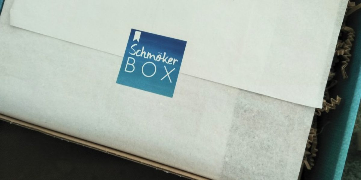 Schmökerbox Juli 2018