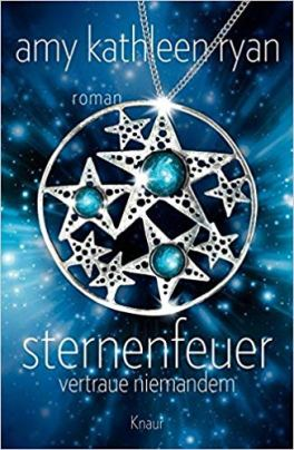 Amy Kathleen Ryan, Sternenfeuer Cover