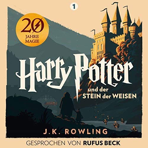 Harry Potter Hörbuch