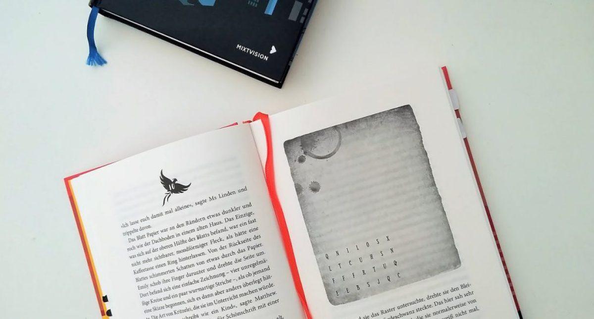 Jennifer C. Bertram, Mr Griswolds Bücherjagd Der unlösbare Code