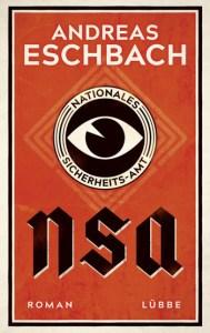 Andreas Eschbach, NSA Cover