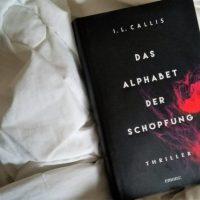 Thriller-Time: Das Alphabet der Schöpfung