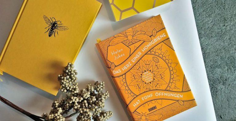 Noch ein Bienenroman? Ja, bitte!
