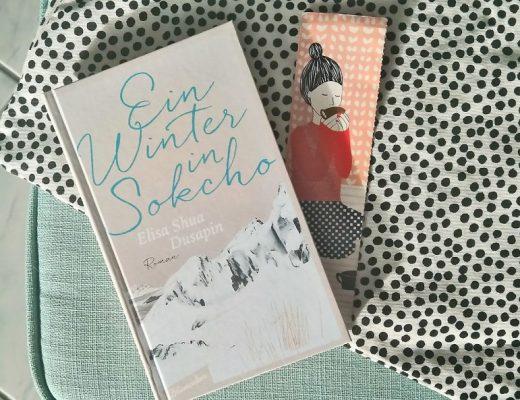 Elisa Shua Dusapin, Ein Winter in Sokcho