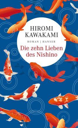 Hiromi Kawakami, Die zehn Leben des Nishino Cover