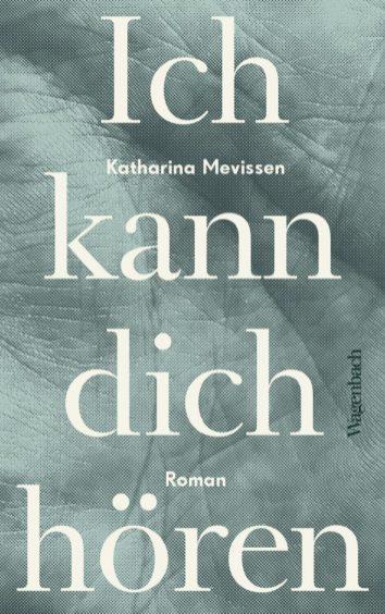 Katharina Mevissen, Ich kann dich hören Cover