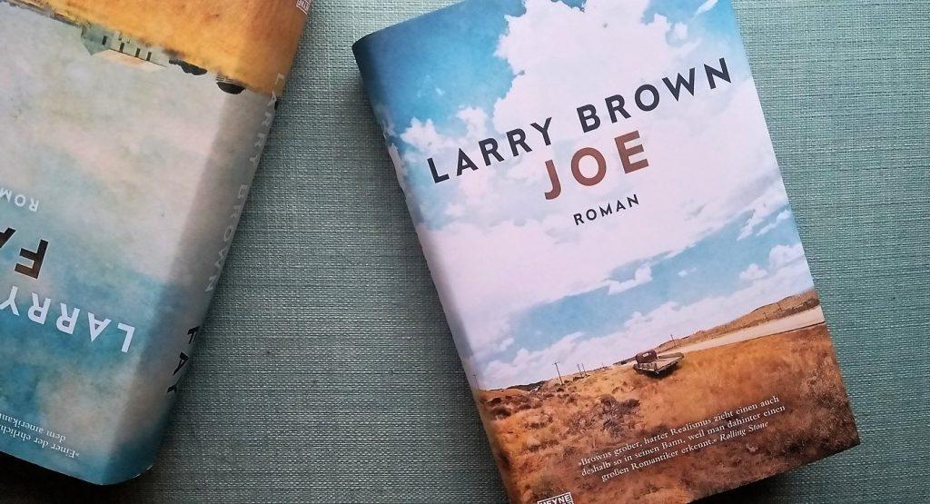 Larry Brown, JOE