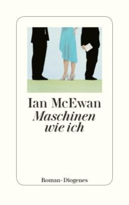 Ian McEwan, Maschinen wie ich Cover