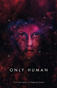 Sylvain Neuvel, Only Human Cover