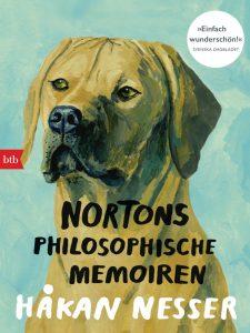 Nortons philosophische Memoiren von Hakan Nesser Cover