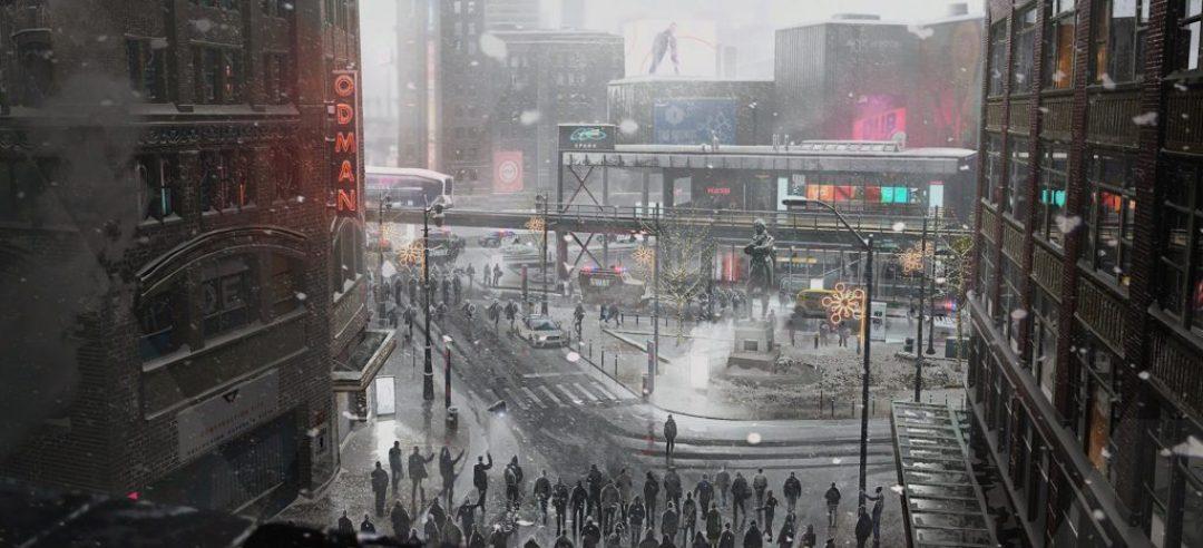 Detroit: Become Human Screenshot