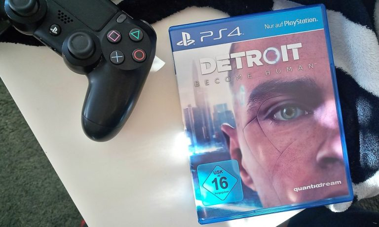 REVIEW // Detroit: Become Human