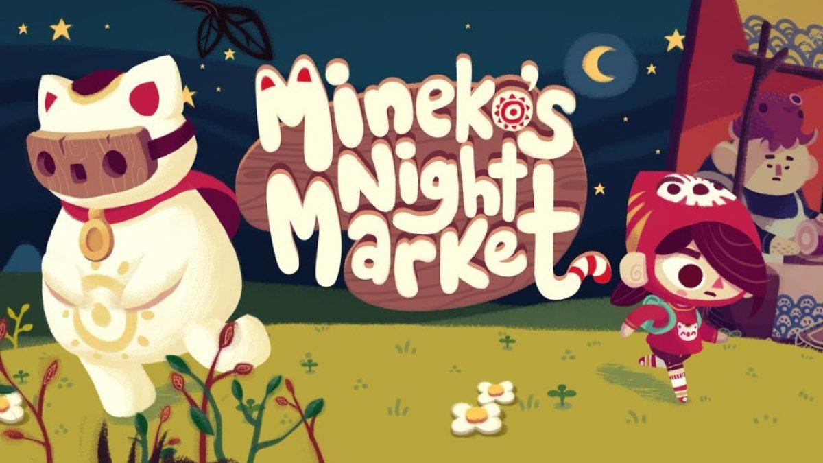 Meowza & Humble Bundle: Mineko's Night Market