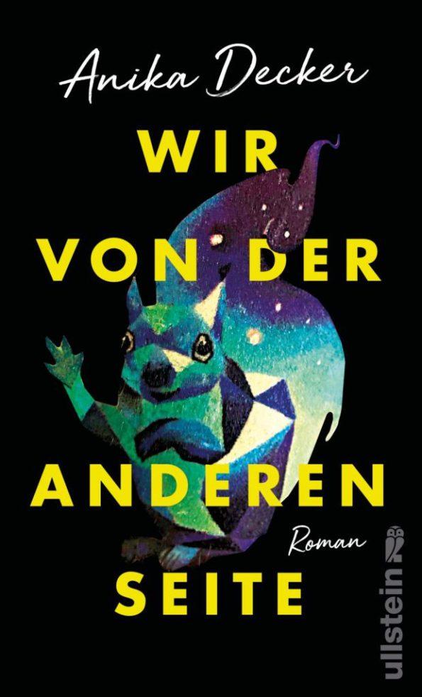 Anika Decker, Wir von der anderen Seite Cover