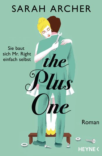 Sarah Archer, The Plus One Cover