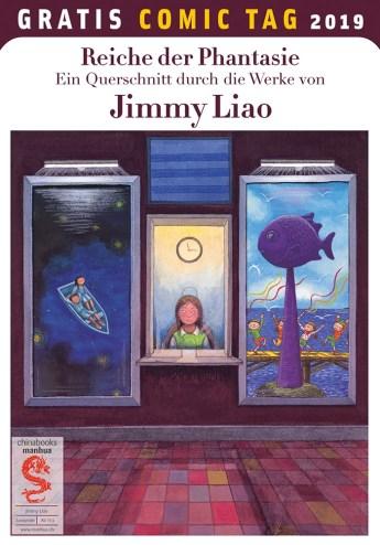 Jimmy Liao, Reiche der Phantasie Gratis Comic Tag 2019