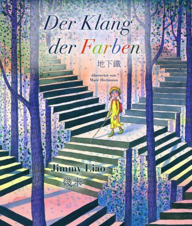 Jimmy Liao, Der Klang der Farben Cover