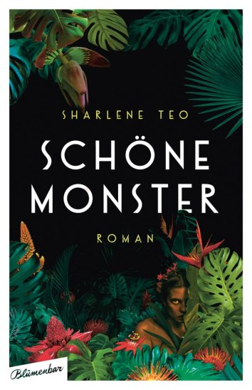 Sharlene Teo, Schöne Monster Cover