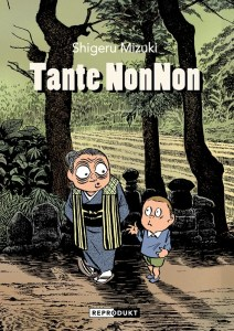 Shigeru Mizuki, Tante NonNon Cover