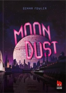 Gemma Fowler, Moondust Cover