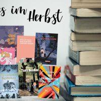 Vorschau-Auslese Herbst 2019, Comic Edition