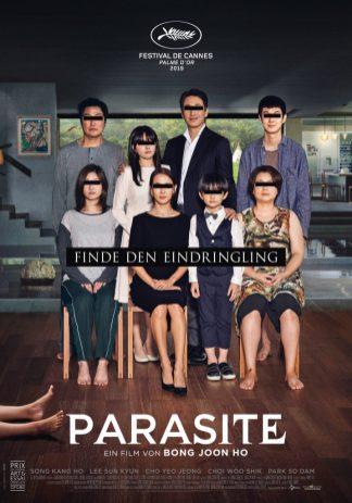 Parasite Filmplakat