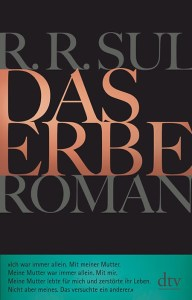 R. R. Sul, Das Erbe Cover