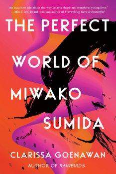 Clarissa Goenawan, The perfect world of Miwako Sumida Cover