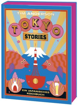 Tim Anderson, Tokyo Storys Cover