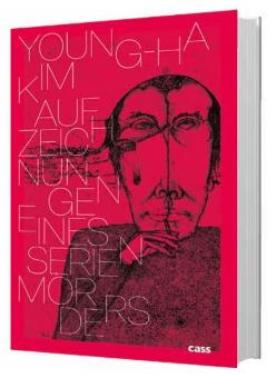 Young-ha Kim. Aufzeichnungen eines Serienmörders Cover