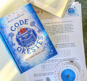 Jugendbuch-Tipp! Maria Engstrands »Code: Orestes«