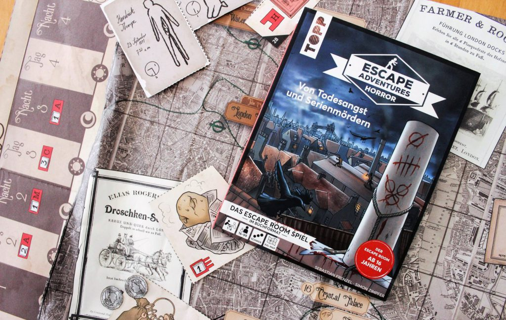 TOPP Kreativ Frech Verlag Escape Adventures