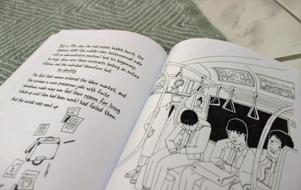 Amaia Arrazola, Tokyo Travel Sketchbook