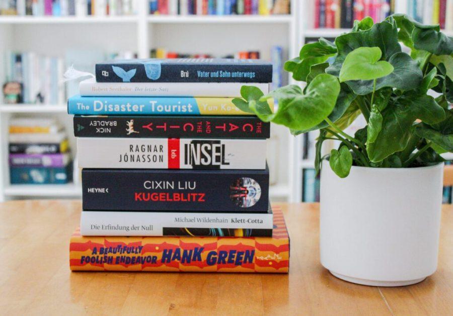 Der Kaugummi-Sommer: Lesemonat Juli