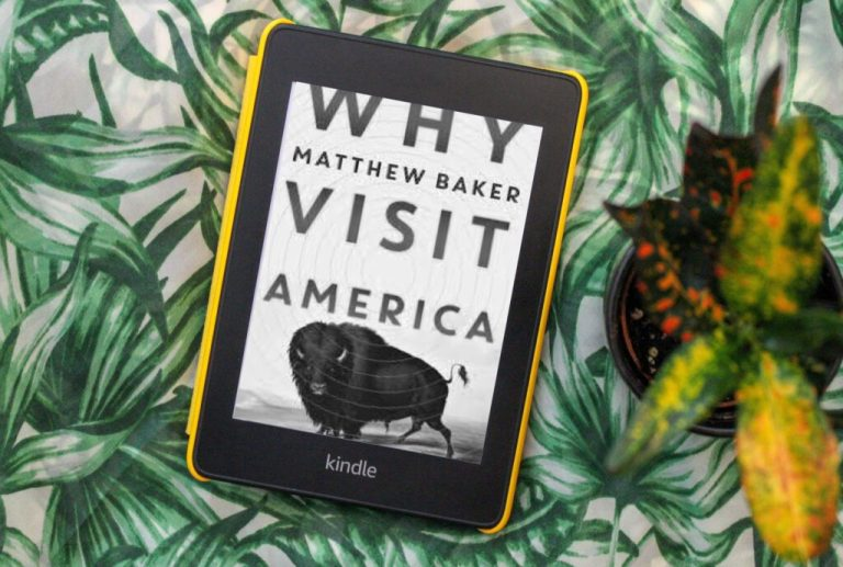 Matthew Baker: Why Visit America