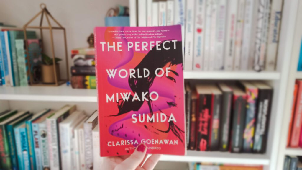 Clarissa Goenawan, The perfect world of Miwako Sumida
