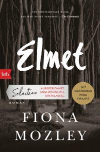 Fiona Mozley, Elment Cover