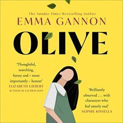 Emma Gannon, Olive Cover