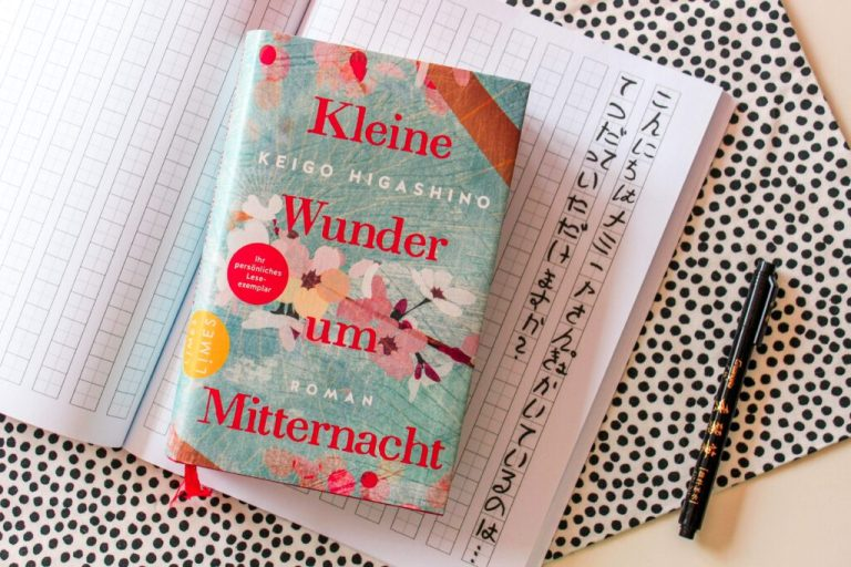 Keigo Higashino: Kleine Wunder um Mitternacht