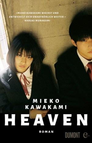 Mieko Kawakami, HEAVEN Cover