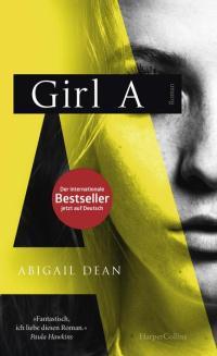 Abigail Dean, Girl A Cover