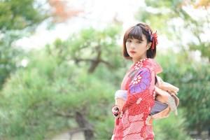 鎌倉花のん振袖