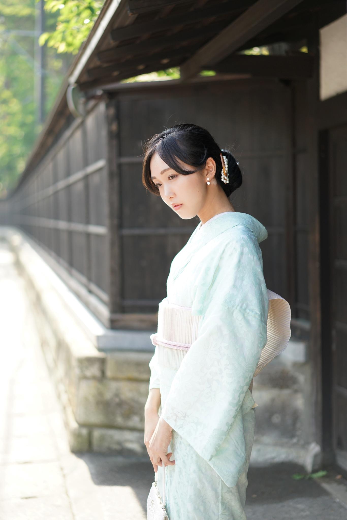 鎌倉着物レンタル花のん 浴衣 夏着物