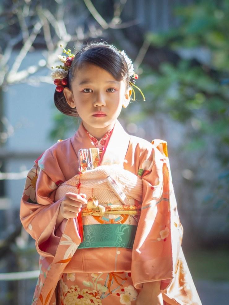 鎌倉七五三