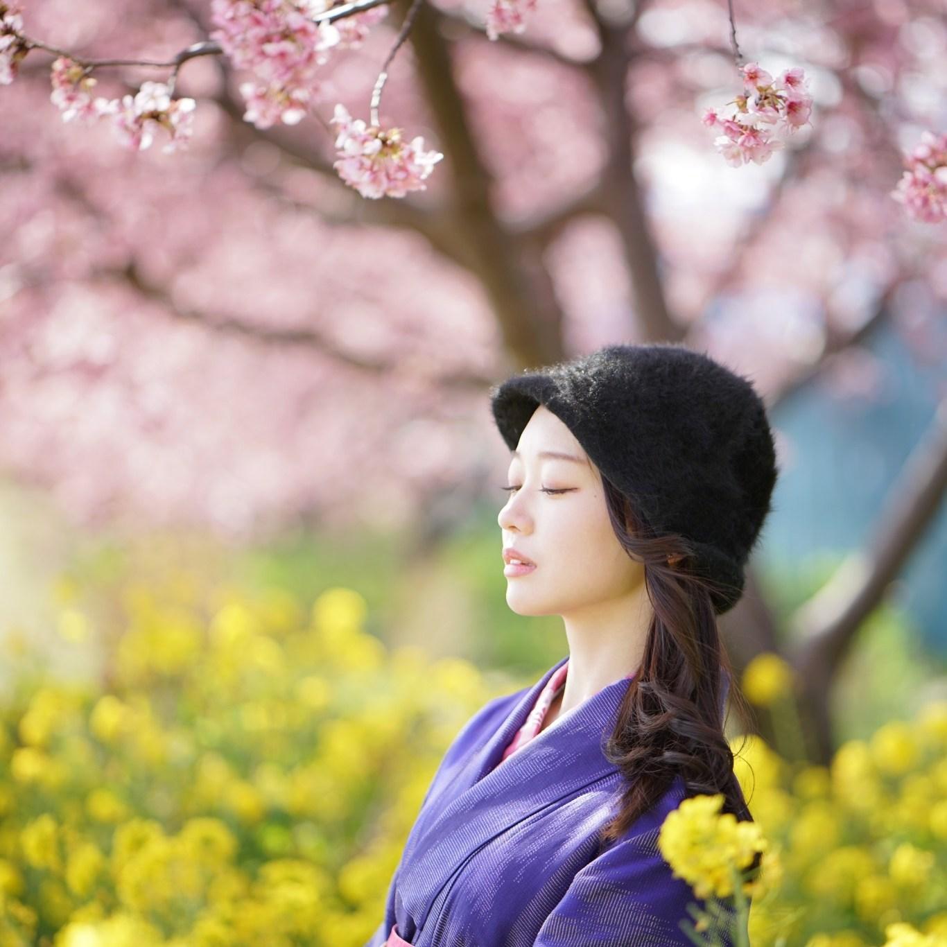 鎌倉着物レンタル 花のん 春の着物
